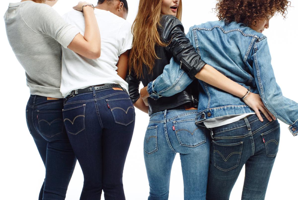 Levi's®  |  Women's Campaign